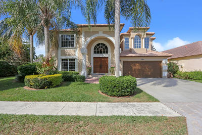 Jupiter Single Family Home For Sale: 115 Spoonbill Court