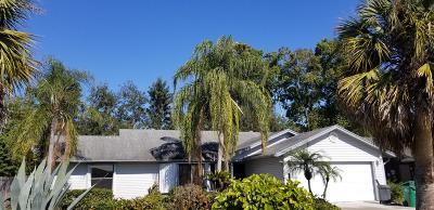 Port Saint Lucie Single Family Home For Sale: 831 SW Thrift Avenue