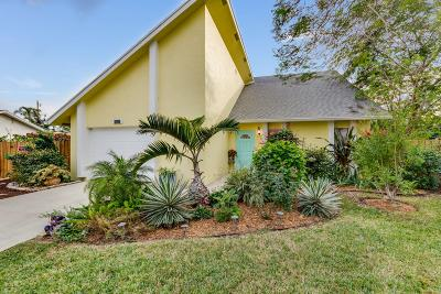 Boynton Beach Single Family Home For Sale: 922 SW 27th Terrace