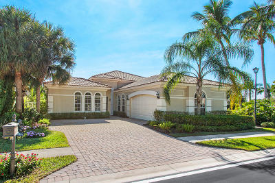 Delray Beach Single Family Home For Sale: 6468 Polo Pointe Way