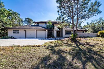 Indiantown Single Family Home For Sale: 25702 SW 95th Street