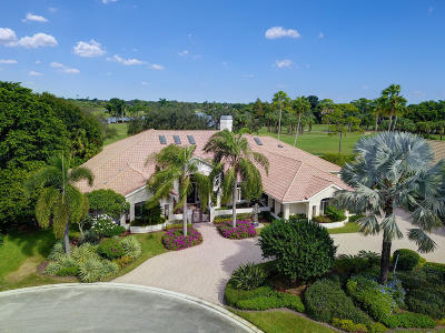 Palm Beach Gardens FL Single Family Home For Sale: $2,950,000