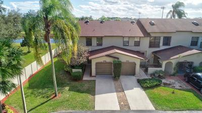 Boca Raton Townhouse For Sale: 8814 SW 22nd Street #G