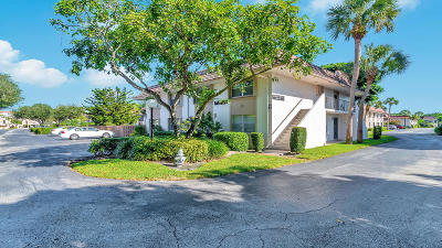 Boca Raton Condo For Sale: 1074 NW 13th Street #153c