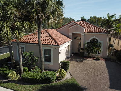 Boca Raton Single Family Home For Sale: 6291 Via Palladium