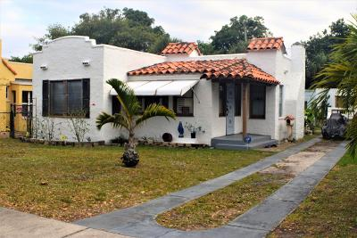 West Palm Beach Single Family Home For Sale: 1026 Upland Road