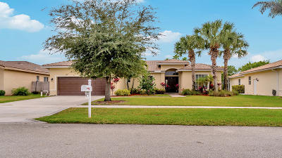 Lake Worth Single Family Home For Sale: 10092 Freesian Way
