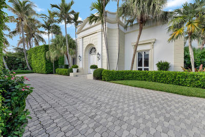 Palm Beach Single Family Home For Sale: 4 Via Los Incas