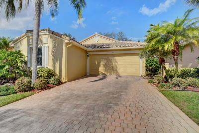 Boynton Beach Single Family Home For Sale: 7191 Whitfield Avenue