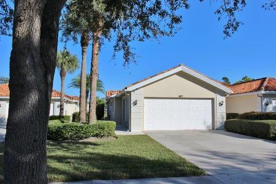 Palm City Single Family Home For Sale: 1617 SW Meadowview Way