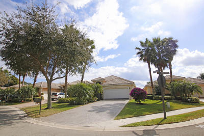 Lake Worth Single Family Home For Sale: 5795 Fountains Drive S