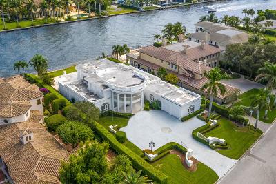 Broward County, Palm Beach County Single Family Home For Sale: 1908 Royal Palm Way