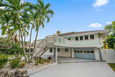 Broward County, Palm Beach County Single Family Home For Sale: 11331 E Teach Road