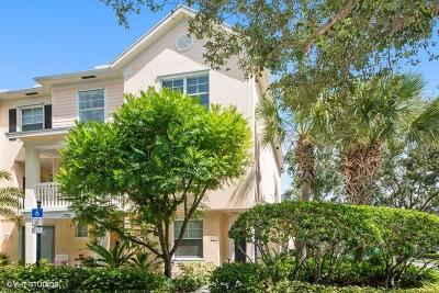 Jupiter Townhouse For Sale: 155 Galicia Way #211