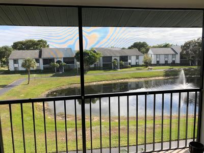 West Palm Beach Condo For Sale: 1011 Green Pine Boulevard #B3