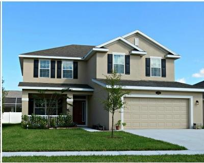 Port Saint Lucie Single Family Home For Sale: 801 NE Whistling Duck Way
