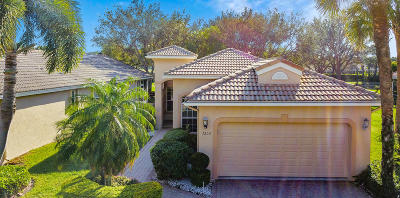 Delray Beach Single Family Home For Sale: 7202 Via Genova