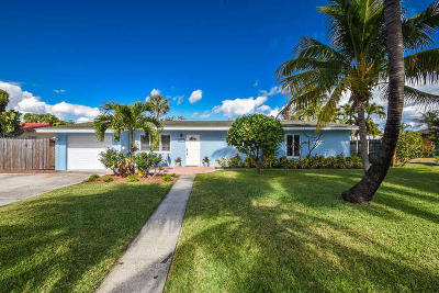 Deerfield Beach Single Family Home For Sale: 1107 SE 5th Street
