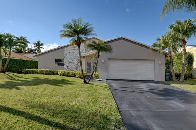 Boca Raton Single Family Home For Sale: 7017 NW 3rd Avenue