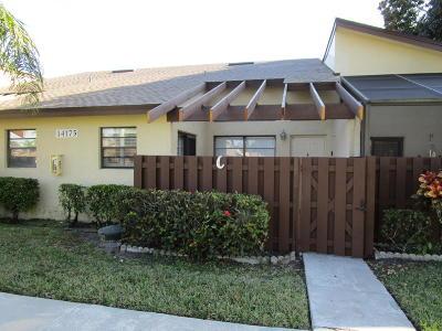 Delray Beach Condo For Sale: 14175 Nesting Way #C