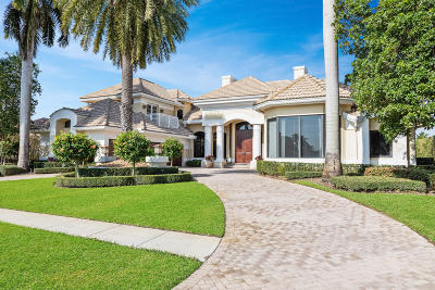 Boca Raton Single Family Home For Sale: 4451 Bocaire Boulevard