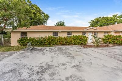 Delray Beach Multi Family Home For Auction: 346 SE 1st Avenue