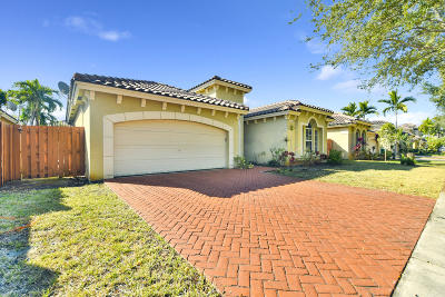 Miramar Single Family Home For Sale: 12850 SW 50th Court