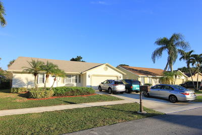 Boca Raton Single Family Home For Sale: 23132 SW 53rd Avenue