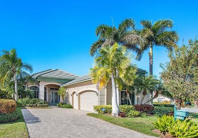 West Palm Beach Single Family Home For Sale: 8186 Spyglass Drive