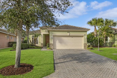 Port Saint Lucie Single Family Home For Sale: 9756 SW Eastbrook Circle
