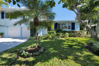 West Palm Beach Single Family Home For Sale: 6614 Washington Road