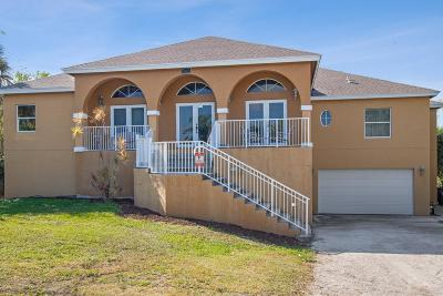 Hobe Sound Single Family Home For Sale: 12874 SE Hobe Hills Drive