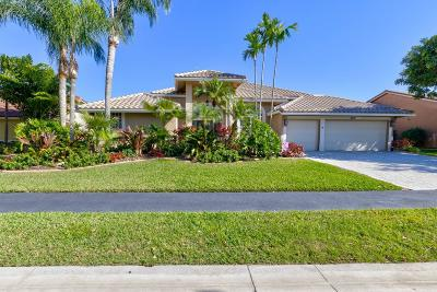 Coral Springs Single Family Home Contingent: 4991 NW 107th Avenue
