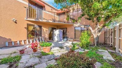 Greenacres Townhouse For Sale: 6139 Seven Springs Boulevard