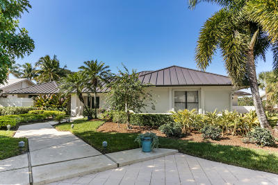 Stuart Single Family Home Contingent: 6300 SE Mariner Sands Drive