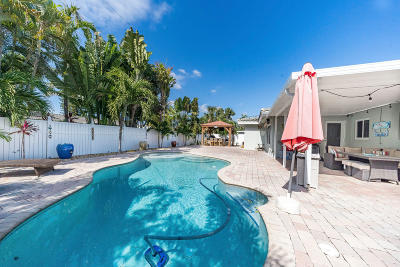 Fort Lauderdale Single Family Home For Sale: 4751 NE 19th Avenue