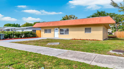 Delray Beach Single Family Home For Sale: 901 SW 4th Street