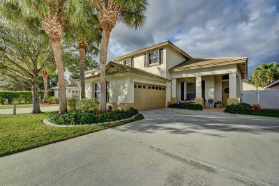 Boynton Beach Single Family Home For Sale: 7902 Manor Forest Boulevard