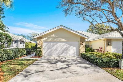 Jupiter Single Family Home For Sale: 193 Brier Circle