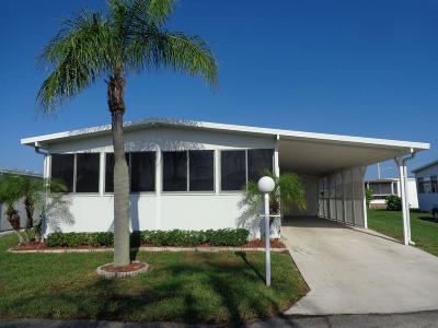 Mobile Home Sold: 53008 Del Rio Bay