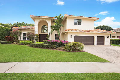 Boca Raton Single Family Home For Sale: 3972 NW 52nd Street