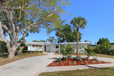 Boca Raton FL Single Family Home For Sale: $429,900