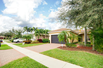 Boynton Beach Single Family Home For Sale: 8832 Morgan Landing Way