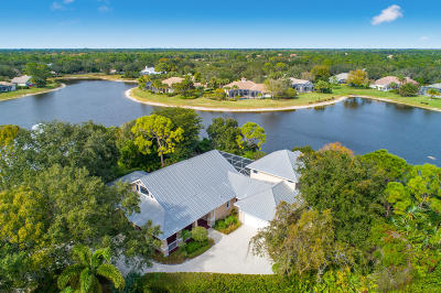 Hobe Sound Single Family Home For Sale: 7825 SE Bighorn Drive