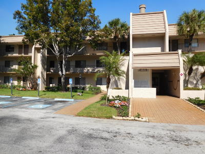 Lake Worth Condo For Sale: 4822 Esedra Court #301