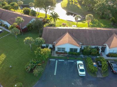 Delray Beach FL Single Family Home For Sale: $265,000