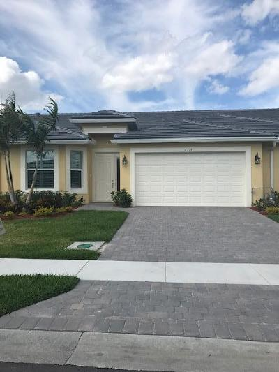 Port Saint Lucie Single Family Home For Sale: 6112 NW Cullen Way