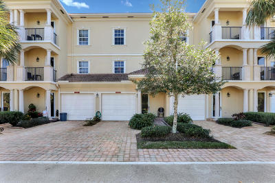 Hobe Sound Townhouse For Sale: 12771 SE Old Cypress Drive