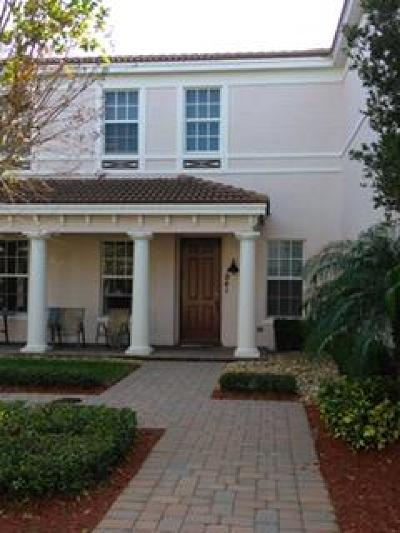 Boca Raton Townhouse For Sale: 841 NW 82nd Lane