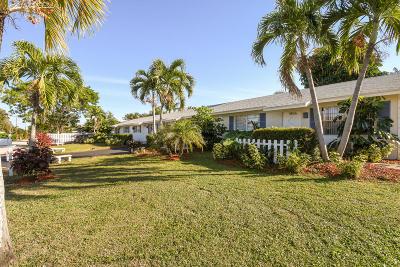 Juno Beach Multi Family Home For Sale: 1850 Wheeler Road